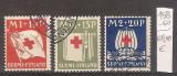 Finlanda, 1930, Crucea Rosie, seria stampilata, Medical, Stampilat