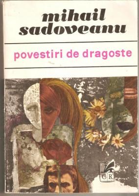 M.Sadoveanu-Povestiri de dragoste foto