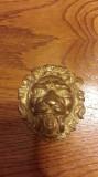Cap leu bronz
