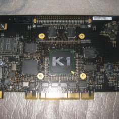 Placa retea, Gaming Network Card Killer NIC K1.doc - Placa de retea Alta, Intern, PCI