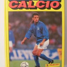 "CY - ""Almanahul Ilustrat al Fotbalului Italian 1994"" PANINI in limba italiana"