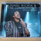Lionel Richie and The Commodores - 16 Klassiker Best Of (CD)