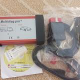 Tester multimarca MultiDiag Pro+ HQ, Bluetooth, limba RO, NEC relays - Tester diagnoza auto