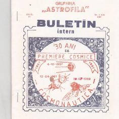 Bnk fil Astrofila - Buletin intern nr 1/1987