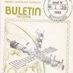 Bnk fil Astrofila - Buletin informativ 1/1988