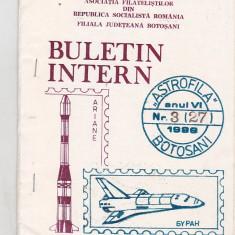 Bnk fil Astrofila - Buletin intern nr 3/1989