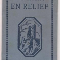 % 10A(vvv)-HARTA-Panorama du Rihn en relief