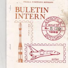 Bnk fil Astrofila - Buletin intern nr 5/1989