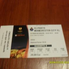 Bilet FC Porto - Manchester City - Bilet meci