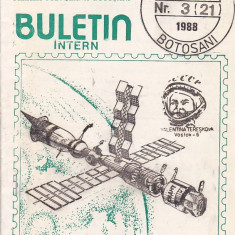 Bnk fil Astrofila - Buletin intern nr 3/1988