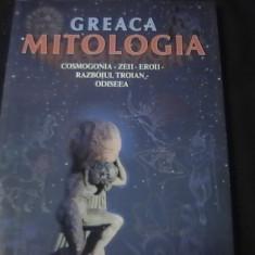 MITOLOGIA GREACA-COSMOGONIA-180 FOTO SI DESENE COLOR-175 PG A 4- - Carte mitologie
