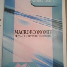 MACROECONOMIE - NECHITA DANIELA ( A 233 )