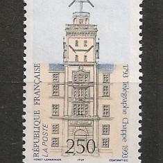 Franta.1993 200 ani telegraful Chappe SF.735 - Timbre straine