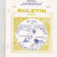 Bnk fil Astrofila - Buletin intern nr 3/1987