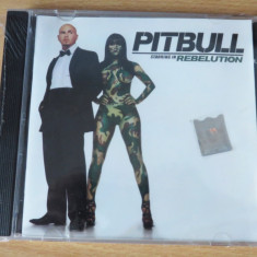 Pitbull - Starring in Rebelution (CD) - Muzica Hip Hop sony music