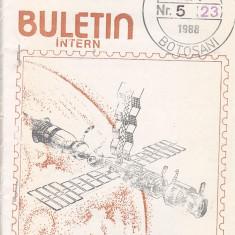 Bnk fil Astrofila - Buletin intern nr 5/1988