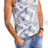 Maieu tip ZARA - maieu barbati - maieu slim fit - maieu fashion - cod 4653