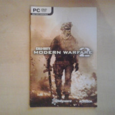 Manual - Call of Duty - Modern Warfare 2 - PC ( GameLand ) Ubisoft