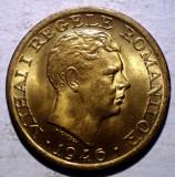 R.272 ROMANIA MIHAI I 2000 LEI 1946 XF/AUNC, Alama