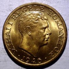 R.272 ROMANIA MIHAI I 2000 LEI 1946 XF/AUNC - Moneda Romania, Alama