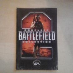 Manual - Battlefield 2 - Complete collection - PC ( GameLand ) Electronic Arts