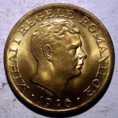 R.298 ROMANIA MIHAI I 2000 LEI 1946 XF/AUNC - Moneda Romania, Alama