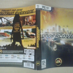 Coperta - Need for speed - Undercover - PC ( GameLand )