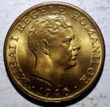 R.291 ROMANIA MIHAI I 2000 LEI 1946 XF/AUNC, Alama