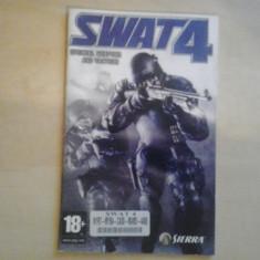 Manual - SWAT 4 - PC ( GameLand )
