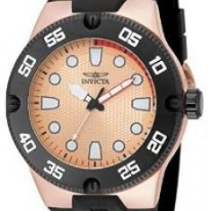 Ceas pentru inot INVICTA PRO DIVER ORIGINAL + cutie si garantie - Ceas barbatesc Invicta, Lux - sport, Quartz, Inox, Cauciuc, Pentru scufundari (Diver)