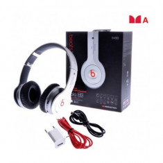 Casti Monster Beats Hd Solo S450 bluethooth Dr Dre, Casti On Ear, Bluetooth
