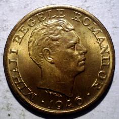 R.289 ROMANIA MIHAI I 2000 LEI 1946 XF/AUNC - Moneda Romania, Alama