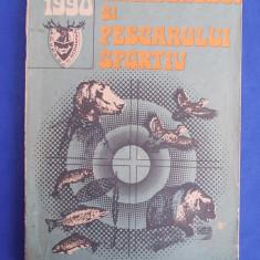 ALMANAHUL VANATORULUI SI PESCARULUI SPORTIV * 1990