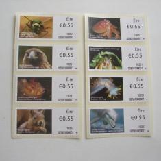 Irlanda 2010 fauna MNH w07 - Timbre straine