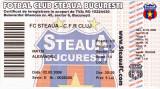 Bilet meci fotbal STEAUA BUCURESTI - CFR CLUJ 02.03.2008