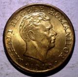 R.286 ROMANIA MIHAI I 2000 LEI 1946 XF/AUNC, Alama