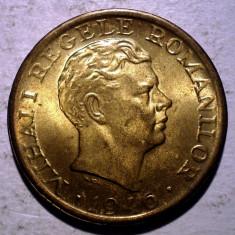 R.286 ROMANIA MIHAI I 2000 LEI 1946 XF/AUNC - Moneda Romania, Alama