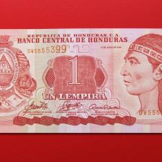 HONDURAS - 1 Lempira 2006 - UNC - bancnota america
