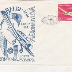 Bnk fil Balcaniada aeronautica ed III Ploiesti 1979