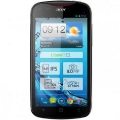 DE VANZARE - Telefon mobil Dual SIM, Negru, 4GB, Neblocat, Dual SIM, Quad core