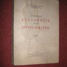 CUVINTE DIN EVANGHELIE PENTRU SUFLET ROMANESC - Pr. Mihail Burlacu (autograf) - Carte de colectie