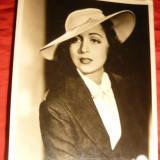 Fotografie- Cinema cu Frances Drake1933 , 19x24,5 cm