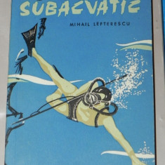 MIHAIL LEFTERESCU - SPORTUL SUBACVATIC - Enciclopedie