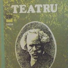 TEATRU de BARBU DELAVRANCEA 1982 - Carte Teatru