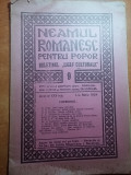 revista neamul romanesc 1 mai 1934 (fondator nicolae iorga )