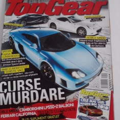 Revista Top Gear  - februarie  2010   /C rev P