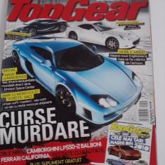 Revista Top Gear  - februarie  2010   /C rev P