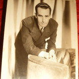 Fotografie- Cinema- Dark and Handsome- Harold Lloyd- 1935 , 25,6x20,3 cm