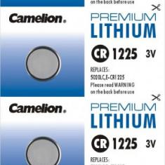 baterie lithium CR1225 Camelion(Germania), dar si alte numere.
