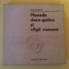 Carte Monede daco-getice si efigii romane